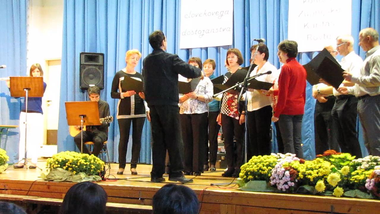 Mešani cerkveni pevski zbor
