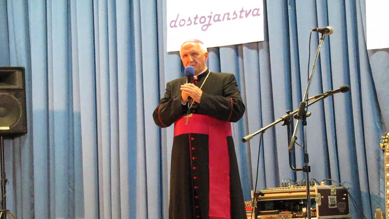 Nagovor nadškofa Stanislava Zoreta