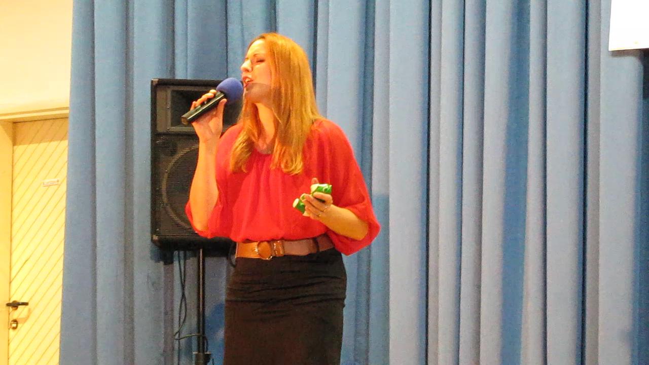 Tiana pevka (Tina Kadunc)