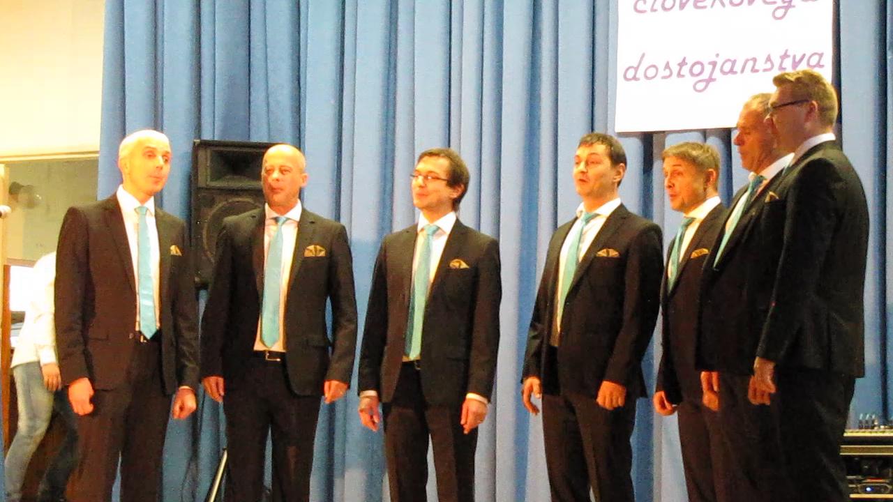 Fantovski zbor Dobrova