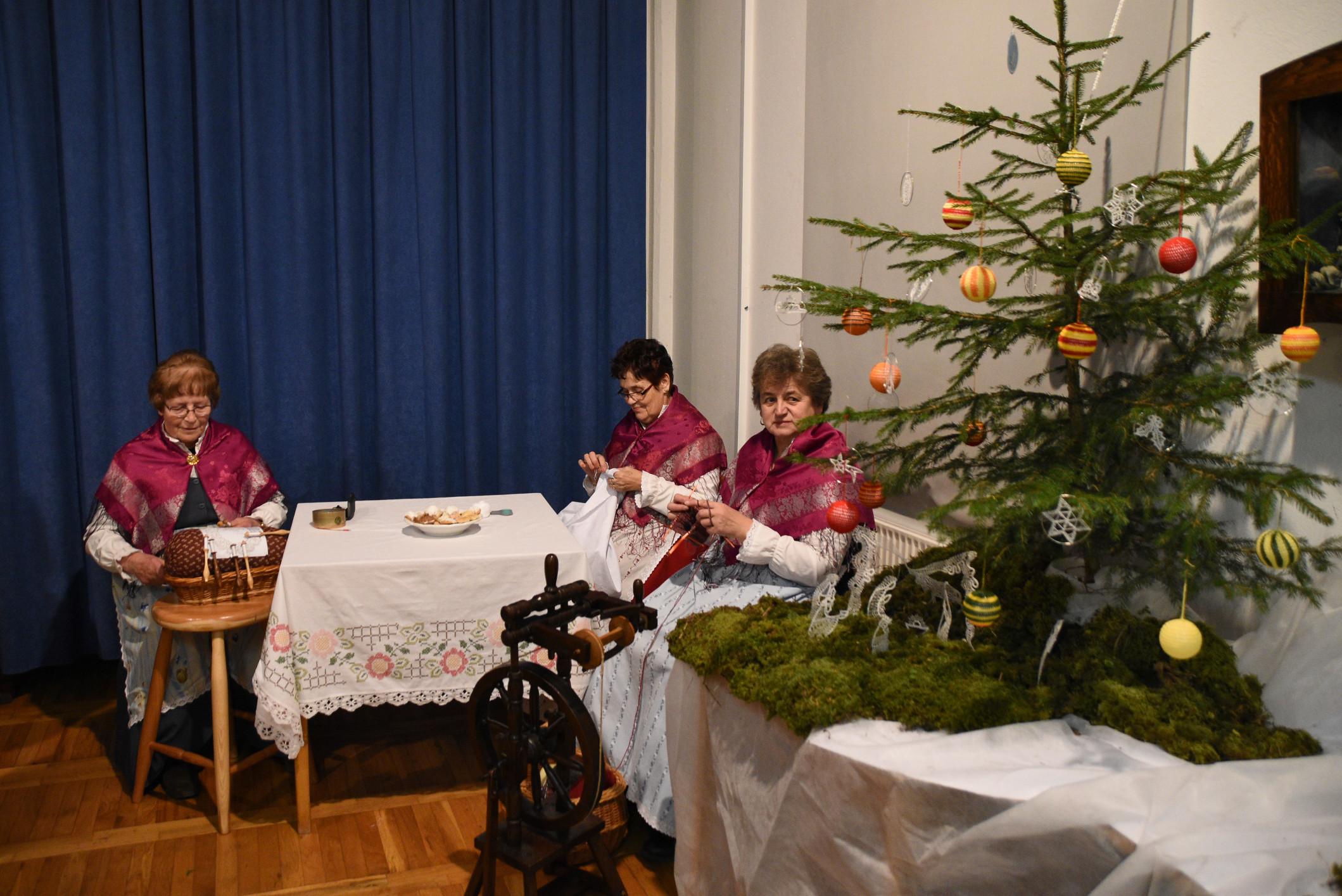 Božični čas Rovte 8. decemnber 2017