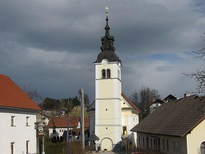 Zupnijska cerkev sv. Mihael Rovte