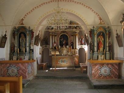 Podružnična cerkev sv. Hieronim Petkove
